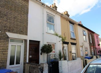 Thumbnail 3 bed cottage for sale in Cathcart Street, Lowestoft