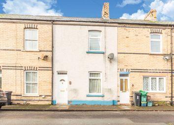 Thumbnail 2 bedroom terraced house for sale in Wheeler Street, Newport