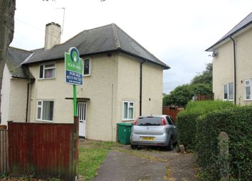 Thumbnail 3 bed semi-detached house for sale in Serlby Rise, Nottingham