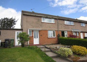 Thumbnail 2 bed end terrace house to rent in Edgehill Road, Carlisle, Carlisle