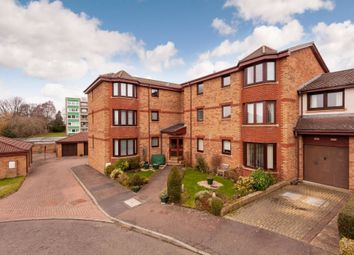Thumbnail 2 bed flat for sale in 10/5 Pentland Drive, Comiston