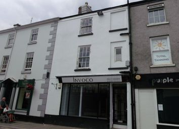 Thumbnail 2 bed flat to rent in Brook Street, Tavistock
