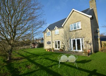 Thumbnail 5 bed detached house for sale in Chapel Meadow, Llangrove, Ross-On-Wye