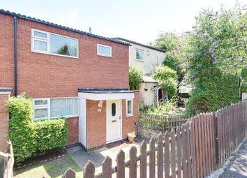 Thumbnail 3 bedroom terraced house for sale in Thrapston Avenue, Arnold, Nottingham