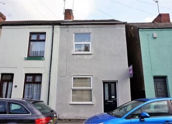 Thumbnail 3 bed end terrace house for sale in Berrisford Street, Coalville