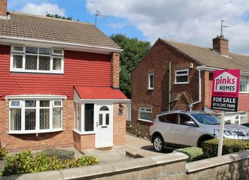 Thumbnail 3 bedroom semi-detached house for sale in Standon Drive, Wincobank, Sheffield, South Yorkshire