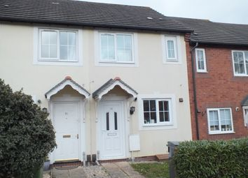 Thumbnail 2 bed terraced house to rent in Headingley Close, Copperfields, Exeter, Devon