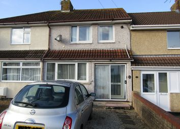 Thumbnail 3 bedroom terraced house to rent in Gilda Crescent, Bristol, Avon