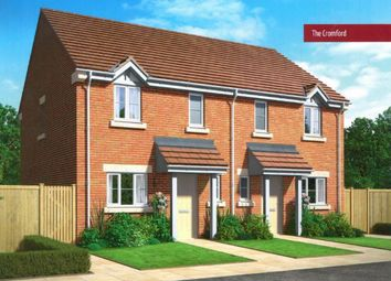 Thumbnail 3 bed semi-detached house for sale in Off Waingroves Road, Waingroves, Ripley