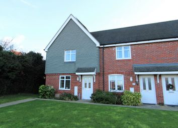 Thumbnail 3 bed semi-detached house for sale in Beckless Avenue, Clanfield, Waterlooville