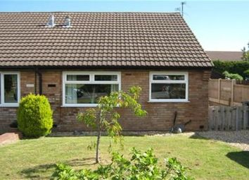 Thumbnail 2 bed bungalow to rent in Bryn Rhyg, Colwyn Bay