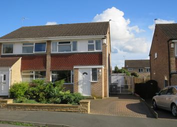Thumbnail 3 bed semi-detached house for sale in Lambrook Close, Mickleover, Derby