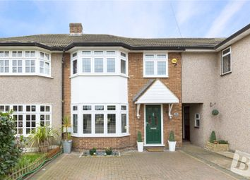 Thumbnail 3 bed terraced house for sale in Wells Gardens, Rainham