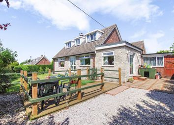 Thumbnail 3 bed detached bungalow for sale in Manor Gardens, Ardsley, Barnsley