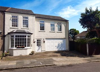 Thumbnail 4 bed semi-detached house for sale in Hansol Road, Bexleyheath, Kent
