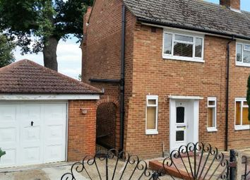 Thumbnail 3 bed semi-detached house to rent in Randalls Crescent, Leatherhead, Surrey
