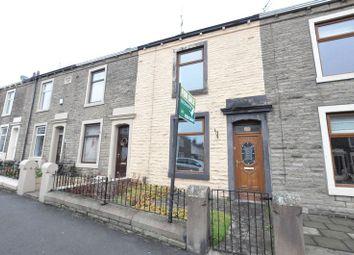Thumbnail 4 bed terraced house for sale in Harwood Road, Rishton, Blackburn