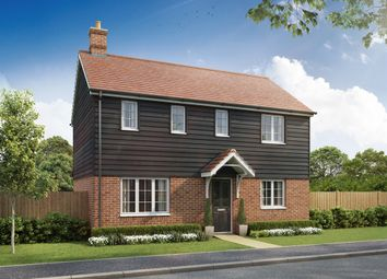 """3 bed detached house for sale in """"The Clayton Corner"""" at """"The Clayton Corner"""" At Minchens Lane, Bramley, Tadley RG26"""