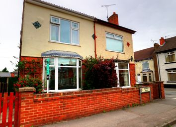 Thumbnail 3 bedroom semi-detached house for sale in Vernon Road, Kirkby-In-Ashfield, Nottingham