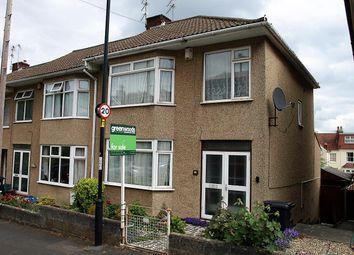 Thumbnail 3 bed terraced house for sale in Runswick Road, Brislington, Bristol