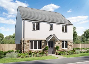 """Thumbnail 4 bed detached house for sale in """"The Chedworth"""" at Tollgate Road, Bodmin"""