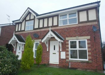 Thumbnail 3 bed semi-detached house to rent in Marchant Close, Beverley