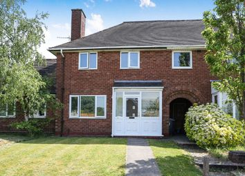 Thumbnail 2 bed terraced house for sale in School Lane, Buckland End, Birmingham