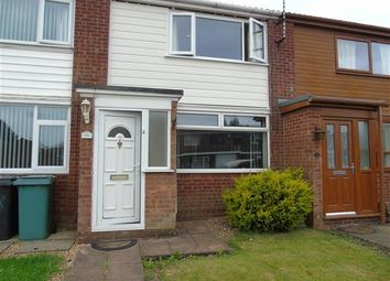 Thumbnail 2 bed terraced house for sale in Rosemullion Close, Exhall, Coventry