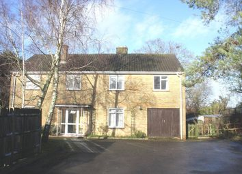 Thumbnail 5 bed detached house to rent in St. Michaels Road, Salisbury