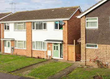 Thumbnail 3 bed semi-detached house for sale in Pegasus Road, Leighton Buzzard