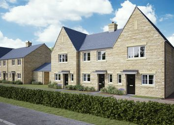 Thumbnail 2 bed terraced house for sale in Wheatsheaf Crescent, Bampton