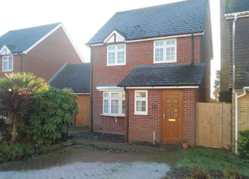 Thumbnail 3 bed detached house for sale in Burgess Close, Minster, Ramsgate