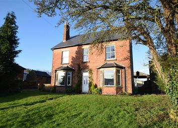 Thumbnail 5 bed detached house for sale in High Street, Swanwick, Alfreton, Derbyshire