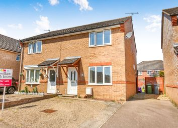 Thumbnail 3 bed semi-detached house for sale in Old Warren, Taverham, Norwich