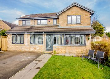 Thumbnail 5 bed detached house for sale in Micklethwaite Drive, Queensbury, Bradford