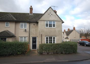 Thumbnail 3 bedroom end terrace house to rent in Bury Road, Thetford, Norfolk