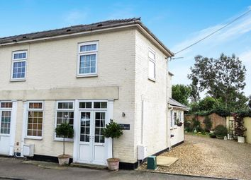 Thumbnail 2 bedroom end terrace house for sale in High Street, Colne, Huntingdon