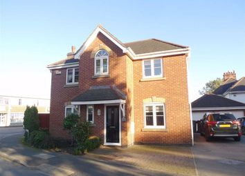 4 bed detached house for sale in Somerleyton Drive, Ilkeston, Derbyshire DE7