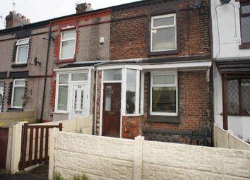 Thumbnail 2 bed terraced house for sale in Jackson Street, Burtonwood, Warrington