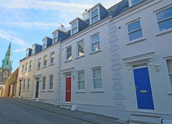 Thumbnail 3 bed town house to rent in La Couperderie, St. Peter Port, Guernsey
