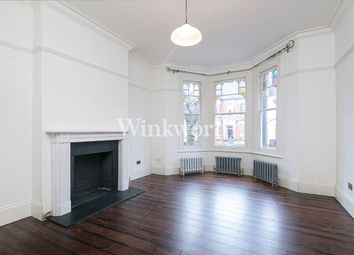Thumbnail 3 bed flat for sale in Belmont Road, Harringay, London