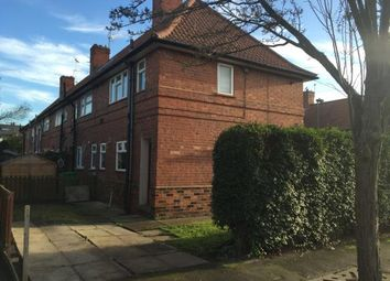Thumbnail 2 bed end terrace house for sale in Bunting Street, Dunkirk, Nottingham, Nottinghamshire