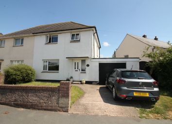 Thumbnail 3 bed semi-detached house for sale in Solway Drive, Anthorn, Wigton