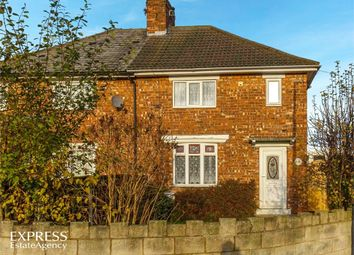 Thumbnail 3 bed semi-detached house for sale in Grange Road, Moorends, Doncaster, South Yorkshire