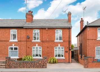Thumbnail 3 bed semi-detached house for sale in New Road, Uttoxeter
