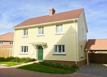Thumbnail 3 bed property for sale in Peacocke Way, Rye
