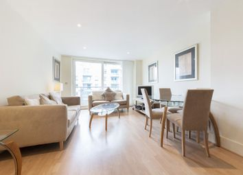 Thumbnail 2 bedroom flat to rent in Flagstaff House, St George Wharf, Wandsworth Road, London