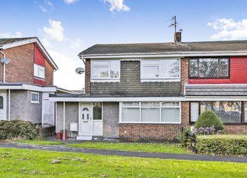 Thumbnail 3 bed semi-detached house for sale in Newtown Villas, Sacriston, Durham