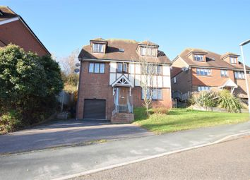 Thumbnail 5 bed detached house for sale in Beachy Head View, St. Leonards-On-Sea