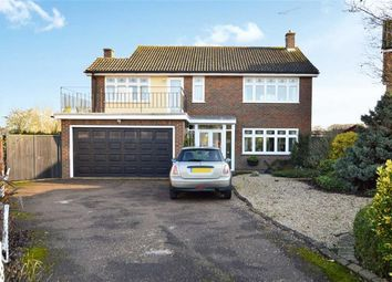 Thumbnail 4 bed detached house for sale in Blackhorse Lane, North Weald, Epping